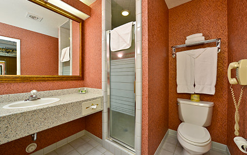 anniversary suite bathroom