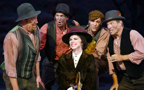 theater cast