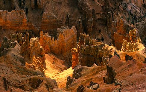Utah's red rock